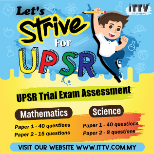 SPM PT3 UPSR iTTV™ - Your Home Tutorial System